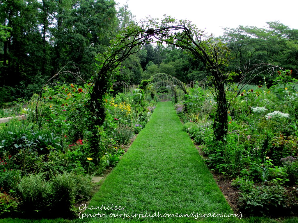 Cut-Flower Garden http://ourfairfieldhomeandgarden.com/field-trip-the-unusual-and-romantic-gardens-of-chanticleer/