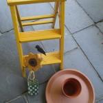 diy birdbath