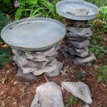http://ourfairfieldhomeandgarden.com/diy-project-stacked-stone-bird-baths/