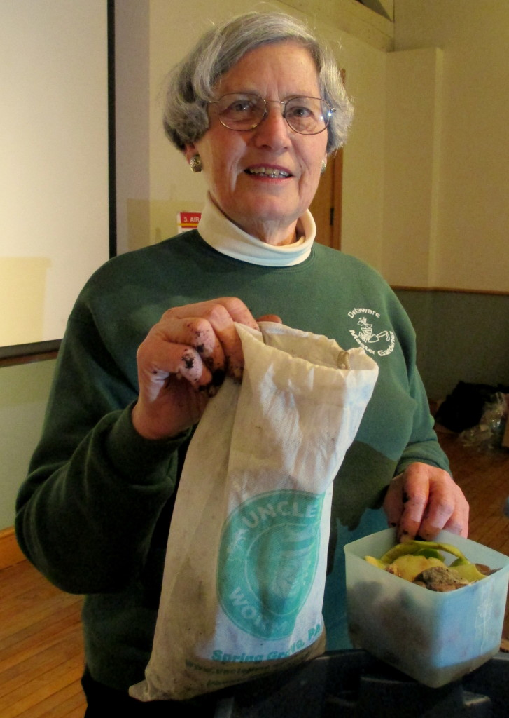 "Hetty Franke, Master Gardener and ""Compost Queen of Delaware"""