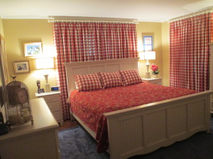 After ~ French Country Charm, bedroom makeover, redesign, home decor