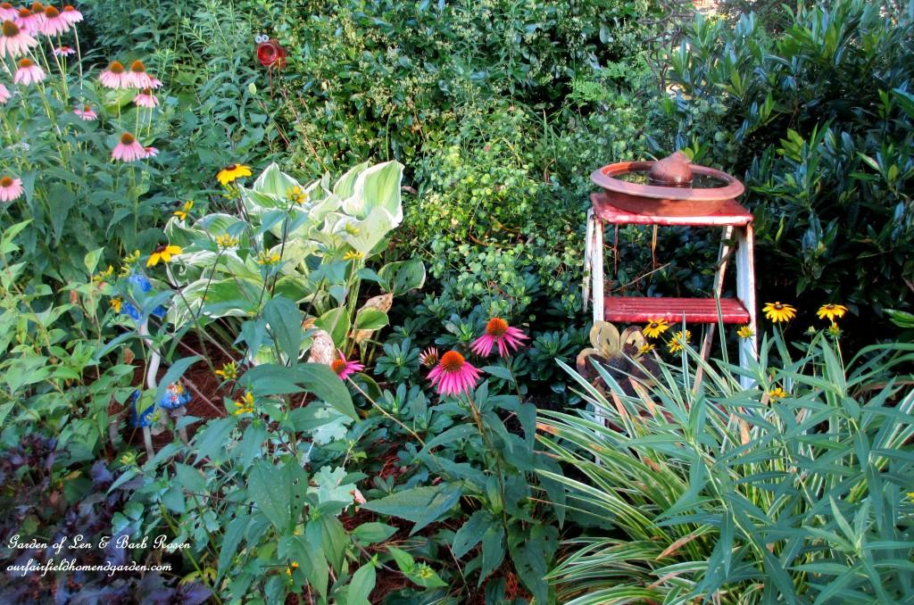 driveway flowerbed https://ourfairfieldhomeandgarden.com/garden-walk-my-summer-garden/