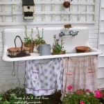 Vintage Potting Sink