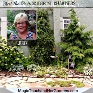 Meet Judy of Magic Touch & Her Gardens !