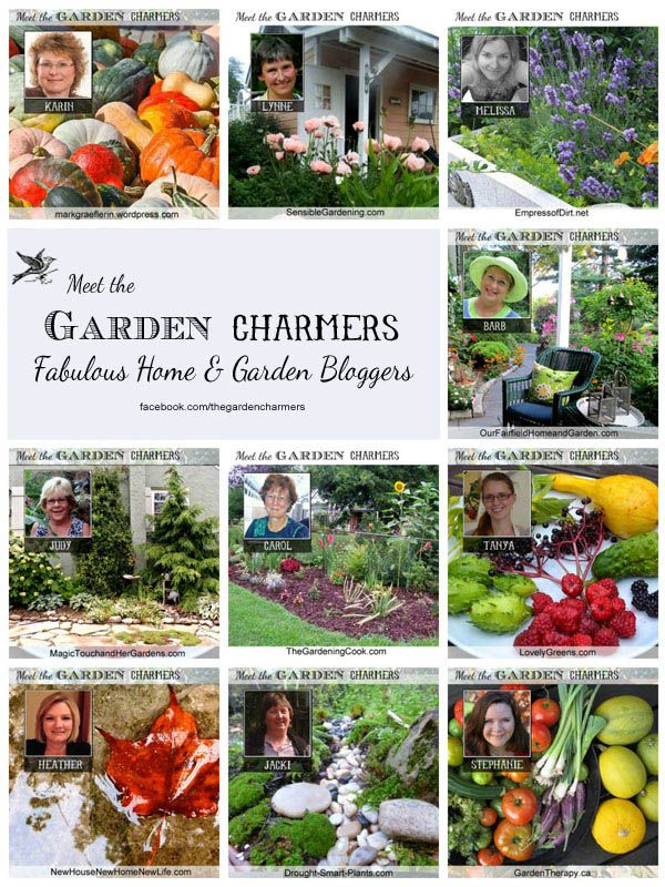 The Garden Charmers ~ click to find us on FaceBook !
