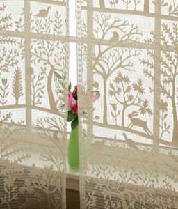Country Curtains lace panel ~ click it!