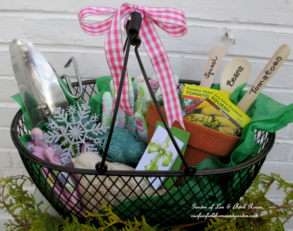 Gifts For Gardeners Http://ourfairfieldhomeandgarden.com/diy Gifts For