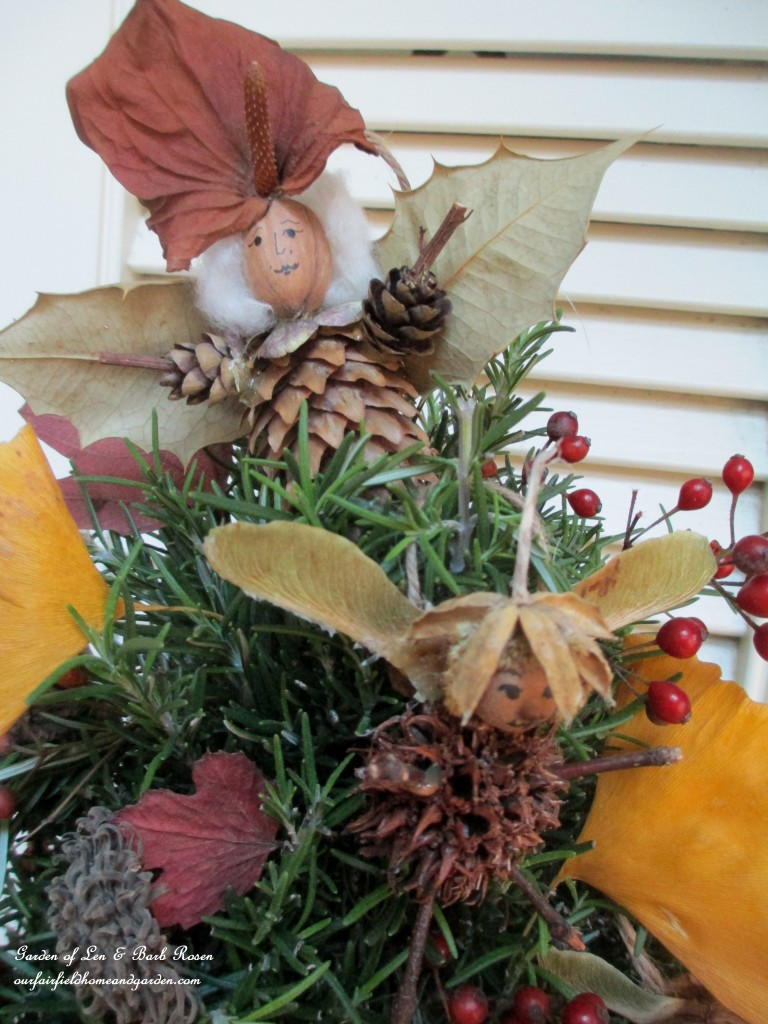 Fairy Angel http://ourfairfieldhomeandgarden.com/diy-a-fairy-merry-christmas/