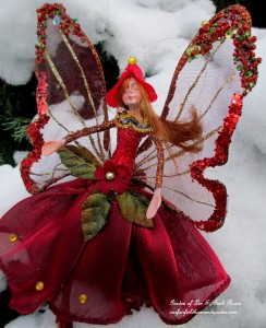 Winter Fairy https://www.facebook.com/OurFairfieldHomeAndGarden