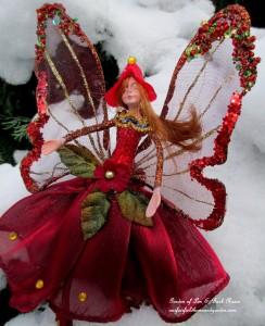 Winter Fairy https://www.facebook.com/OurFairfieldHomeAndGarden