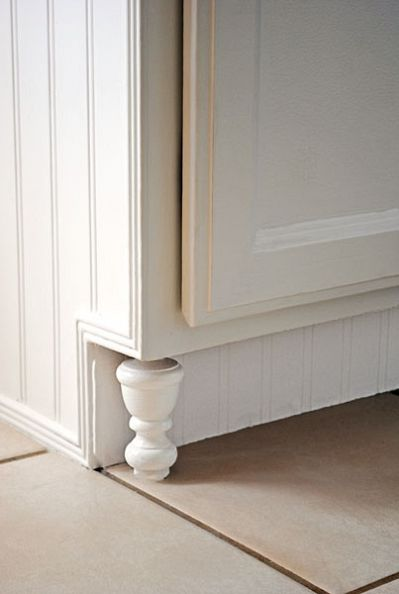 cabinet feet http://www.hometalk.com/atthepicketfence