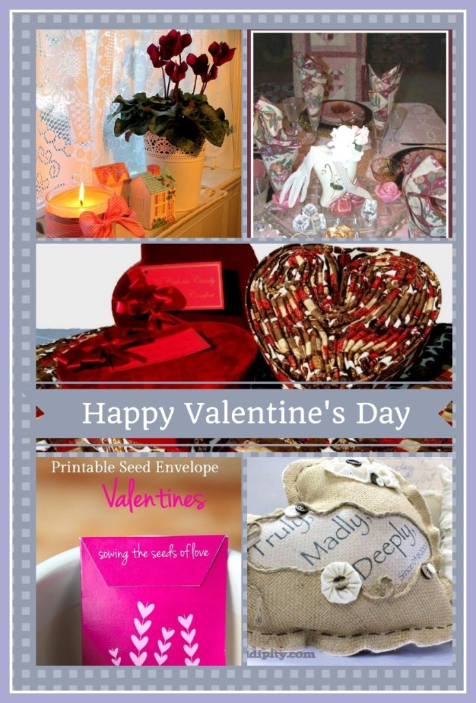 Valentine's Day ideas http://ourfairfieldhomeandgarden.com/valentines-day-some-charming-ideas/