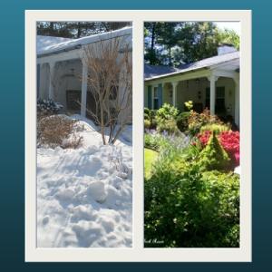 Winter & Spring http://ourfairfieldhomeandgarden.com/spring-fever/