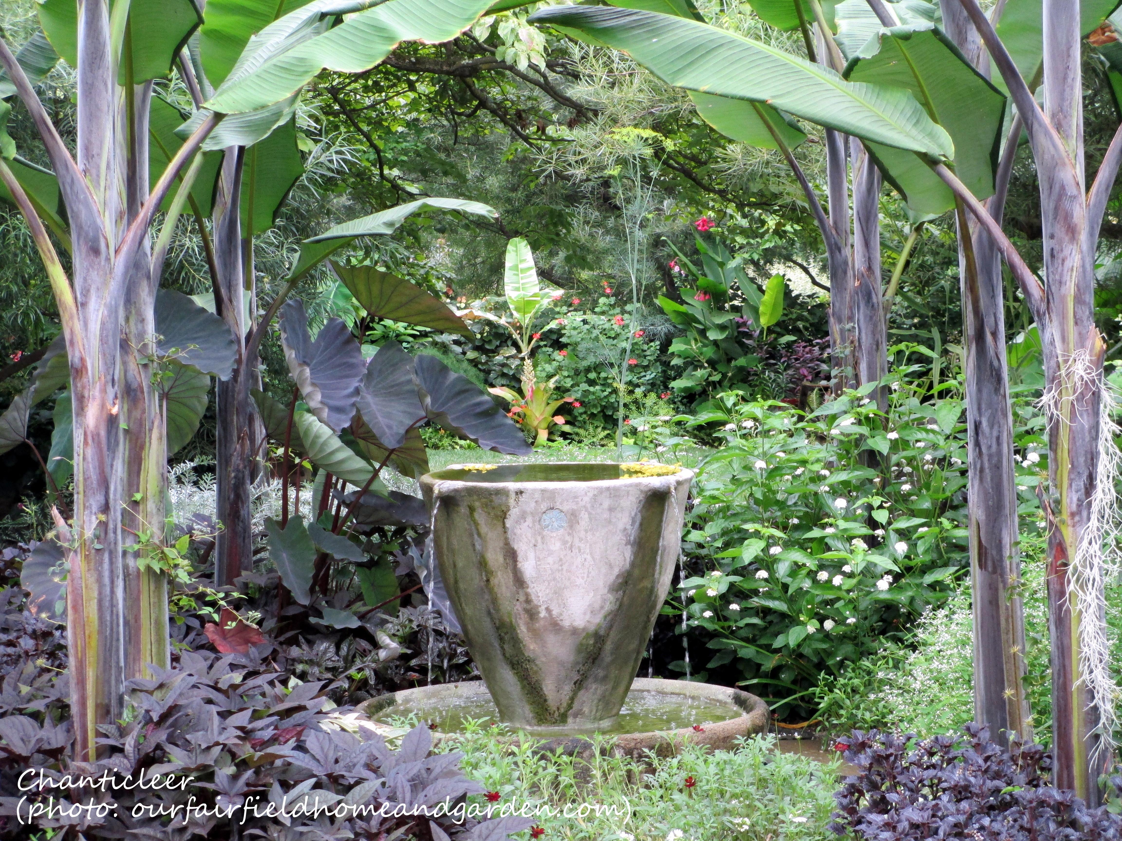 Chanticleer Garden https://ourfairfieldhomeandgarden.com/field-trip-the-unusual-and-romantic-gardens-of-chanticleer/
