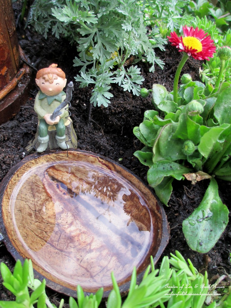Fire Pit Fairy Garden https://ourfairfieldhomeandgarden.com/a-fire-pit-fairy-garden-choose-your-favorite/
