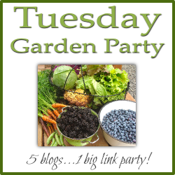 Tuesday Garden Party http://creativecountrymom.com/
