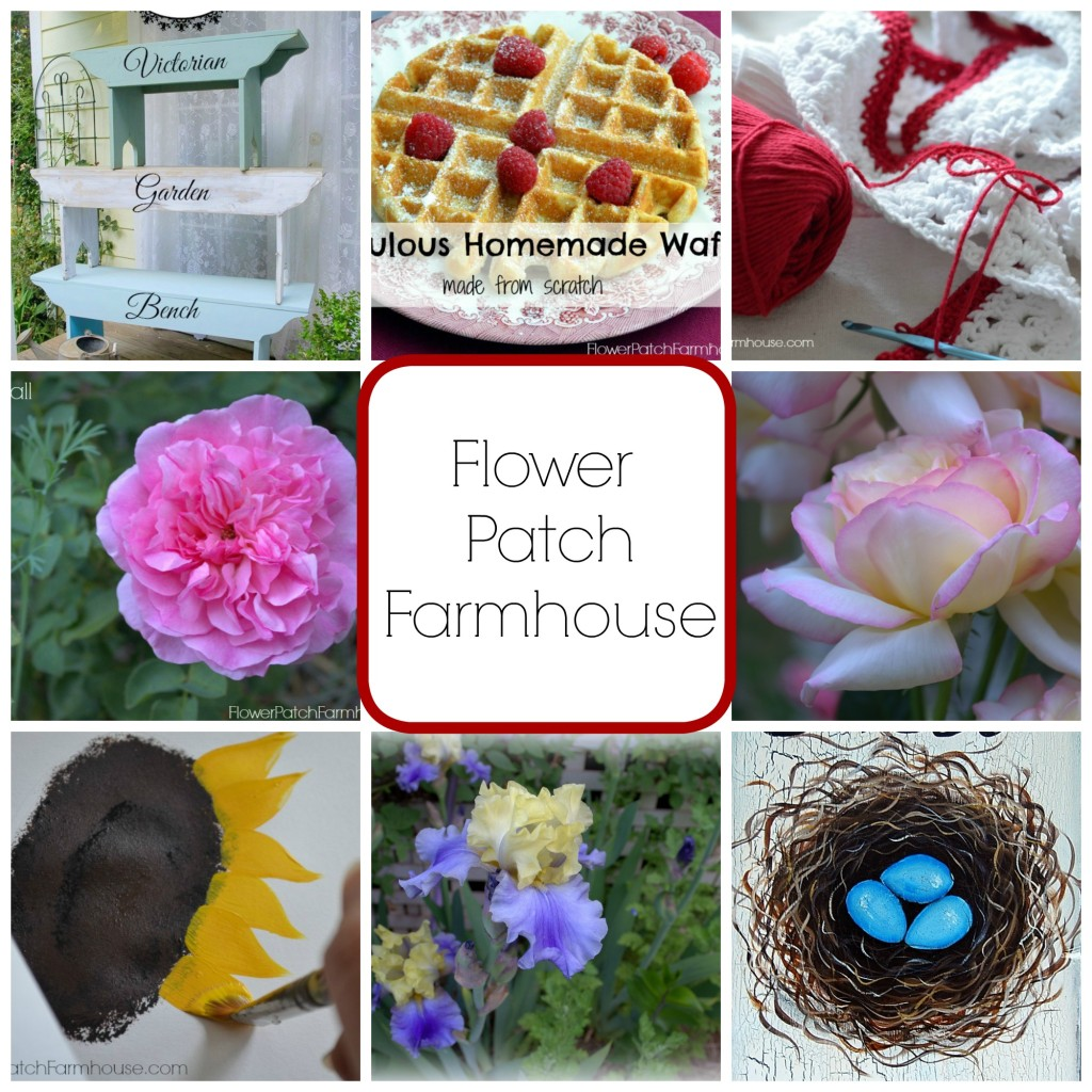 Flower Patch Farmhouse http://www.flowerpatchfarmhouse.com/