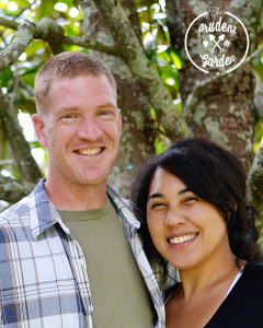 Debbie & Mark Wolfe ~ The Prudent Garden http://theprudentgarden.com/