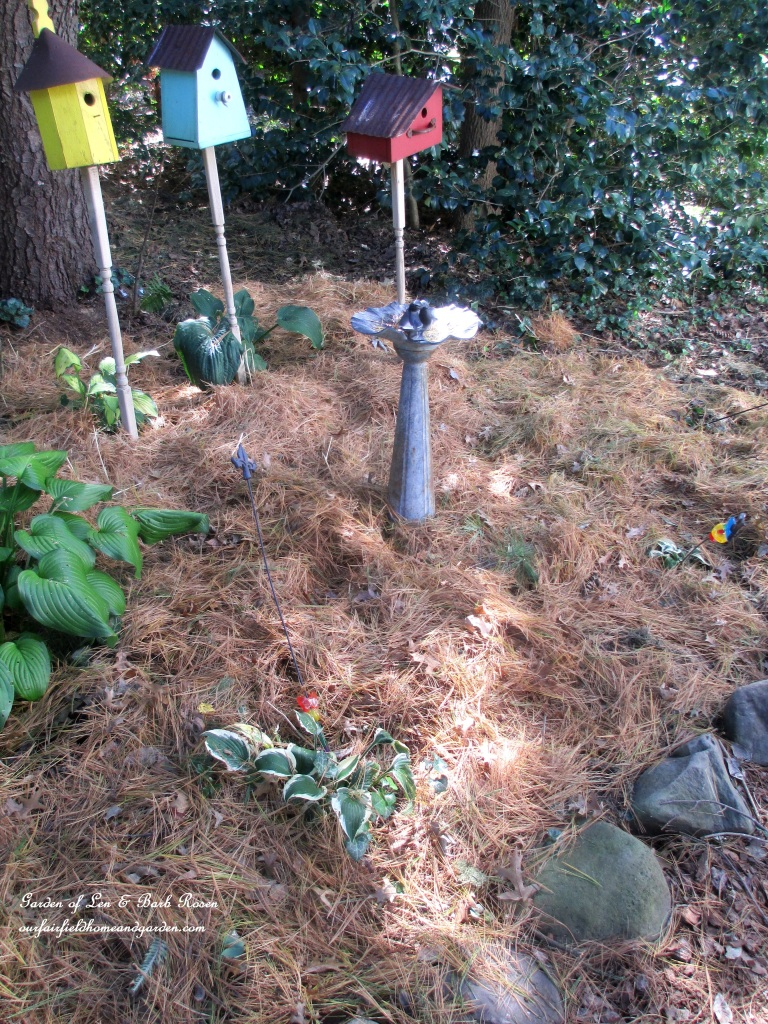 No Till Flower Bed http://ourfairfieldhomeandgarden.com/no-till-flowerbed-prep/