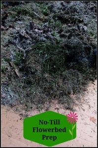 No-Till Flowerbed Prep http://ourfairfieldhomeandgarden.com/no-till-flowerbed-prep/