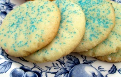 Easy Sugar Cookies https://ourfairfieldhomeandgarden.com/easy-sugar-cookies-no-rolling-or-cutting/