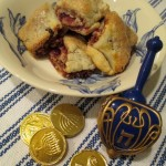 Rugelach Cookies http://ourfairfieldhomeandgarden.com/chanukah-recipes-to-die-for/