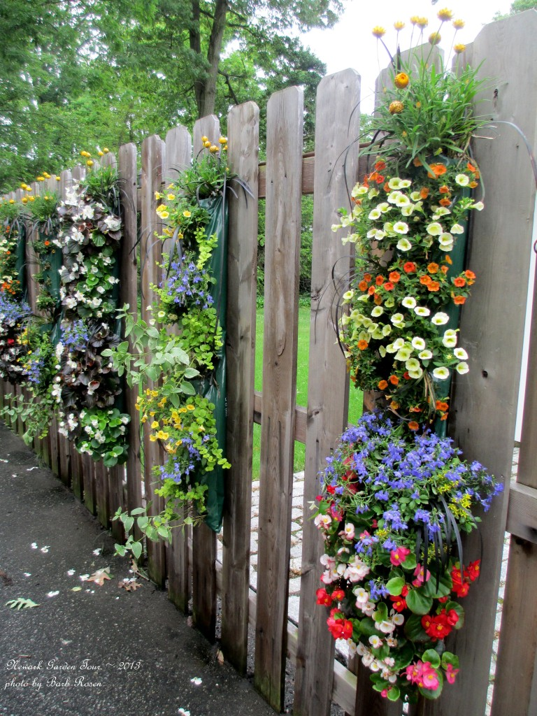 Vertical Gardens https://ourfairfieldhomeandgarden.com/unexpected-garden-accents/