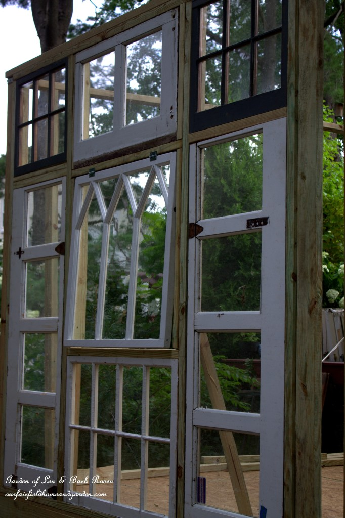 Repurposed Windows Greenhouse http://ourfairfieldhomeandgarden. https://ourfairfieldhomeandgarden.com/building-a-repurposed-windows-greenhouse/com/building-a-repurposed-windows-greenhouse/