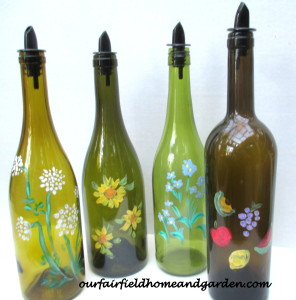 Handy Household Bottles https://ourfairfieldhomeandgarden.com/repurposing-handy-household-bottles-for-kitchen-and-laundry-use/