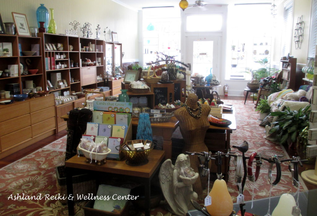 Ashland Reiki & Wellness Center http://ourfairfieldhomeandgarden.com/field-trip-ashland-reiki-wellness-center/