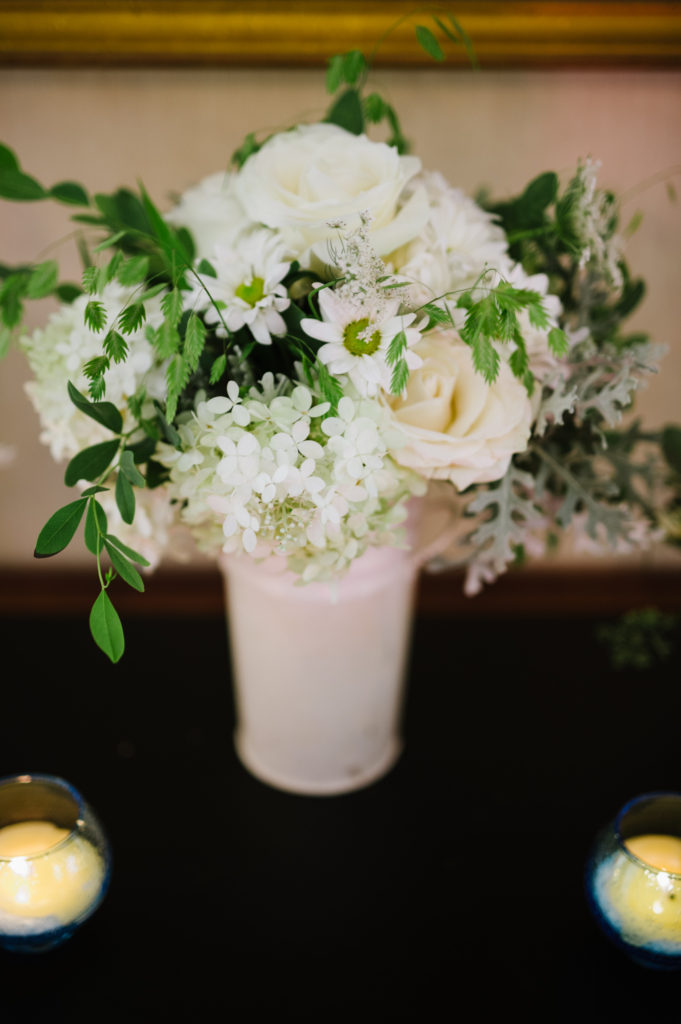 Toss Away Bouquet http://ourfairfieldhomeandgarden.com/loving-touches-create-an-elegant-wedding-for-less/