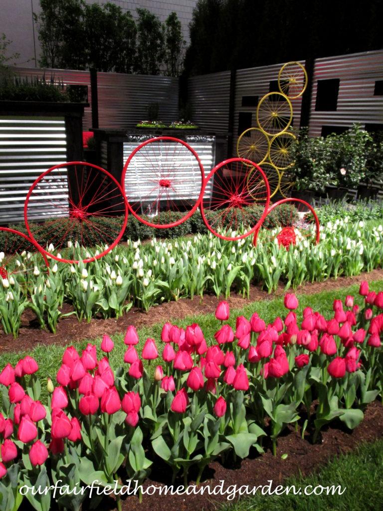 2017 Philadelphia Flower Show http://ourfairfieldhomeandgarden.com/field-trip-philadelphia-flower-show/