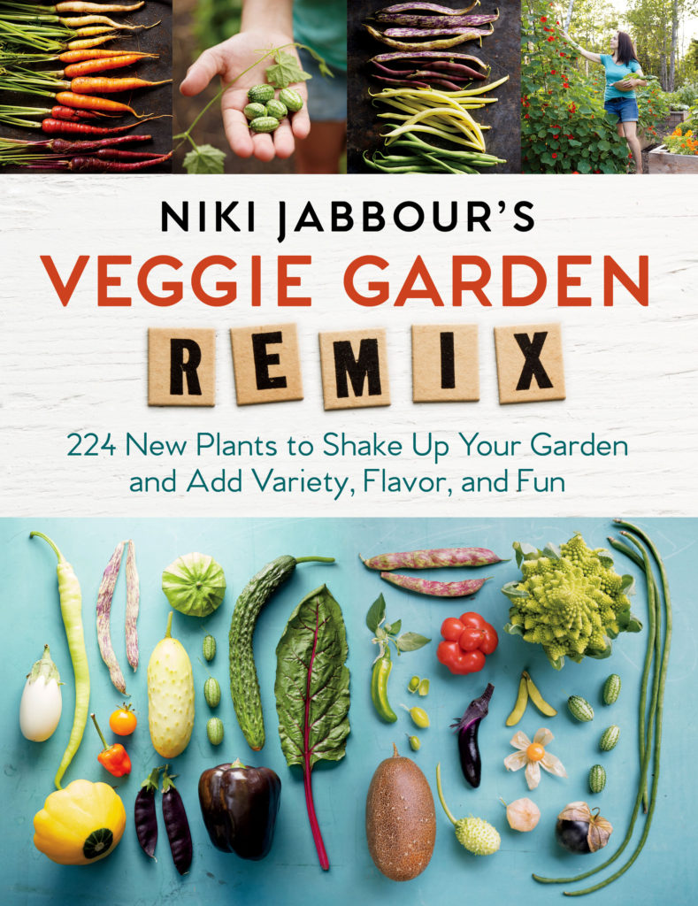 Veggie Garden Remix http://ourfairfieldhomeandgarden.com/book-review-niki-jabbours-veggie-garden-remix/